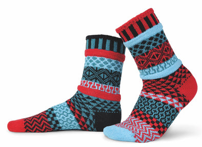 Mars Women's and Men's Socks