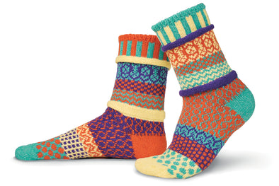Dawn Women's and Men's Socks