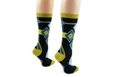 DIAMONDS OF WISDOM Women & men sock
