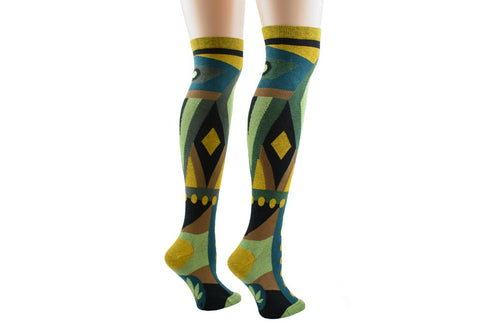OG KUSH Women Knee High Sock