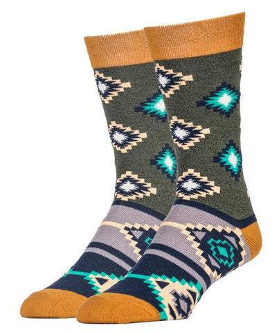Lemongrass Ale Men's sock