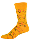 MEAT LOVER Men's sock