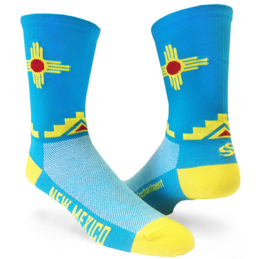 New Mexico Men and Women sock