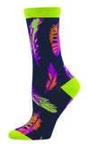 Feathers Women sock