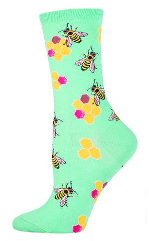 BUSY BEES Women sock