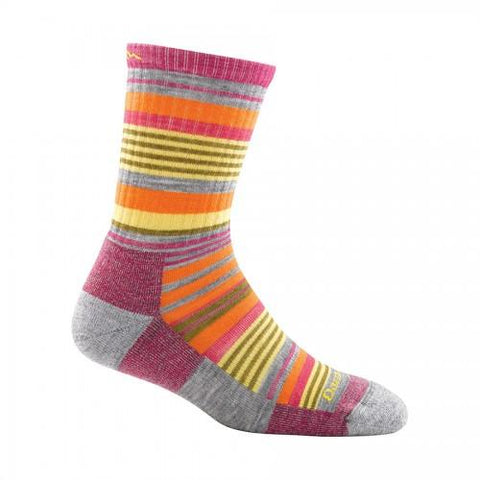 Sierra Stripe Micro Light Cushion Women sock