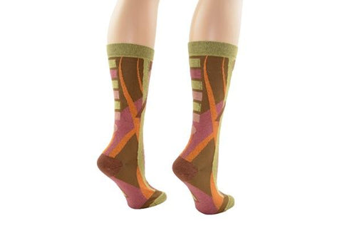 Elemental Fire Men & Women Socks
