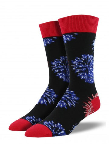 FIREWORKS Men's sock