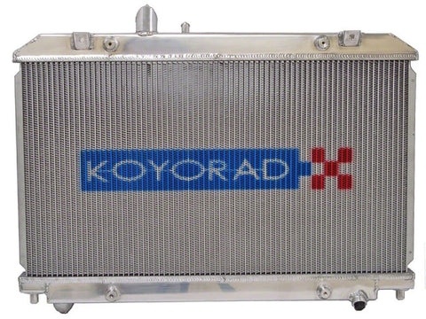 Koyorad 36mm Aluminum Racing Radiator 04-05 (RX8)