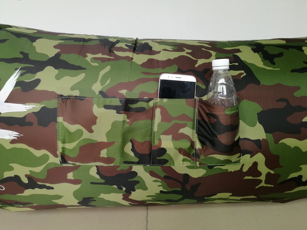 LIMITED EDITION ChillOut Bag Camo - 60% AVSLAG