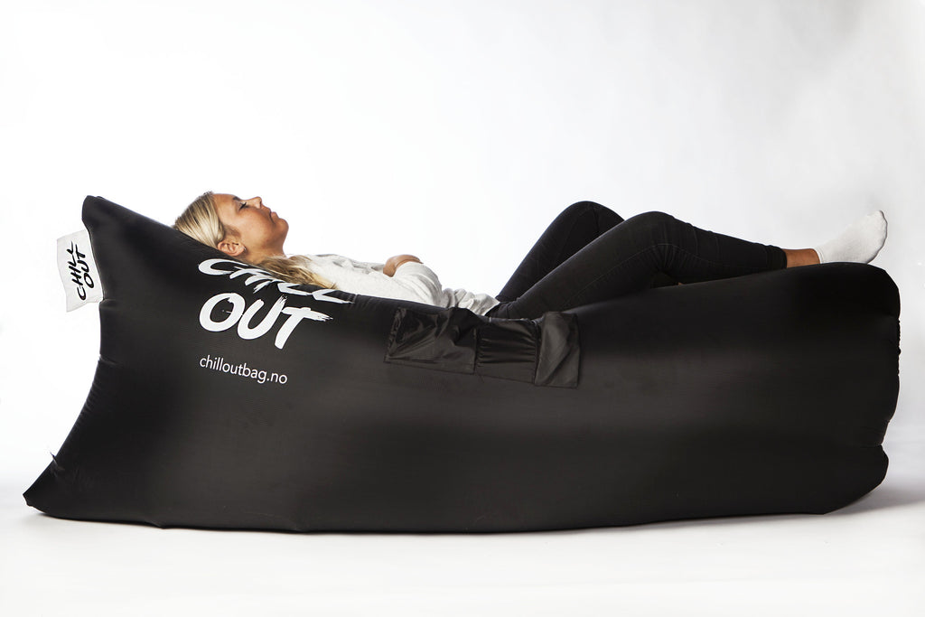 ChillOut Bag Svart - 60% AVSLAG