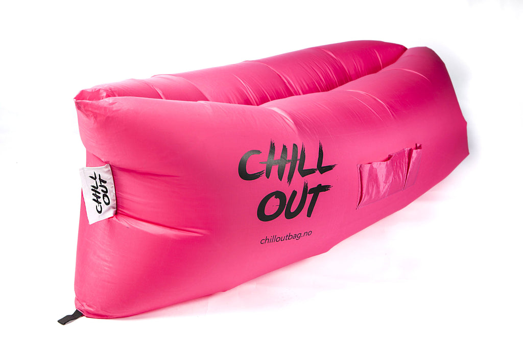 ChillOut Bag Rosa - 60% AVSLAG