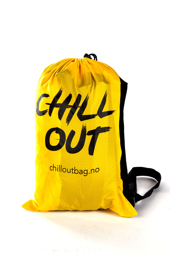 ChillOut Bag Gul - 60% AVSLAG