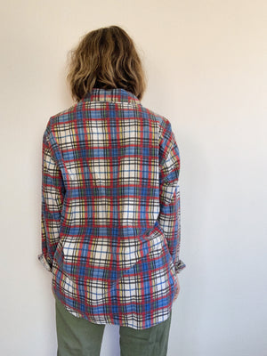 OUTDOOR FLANNEL / MEDIUM