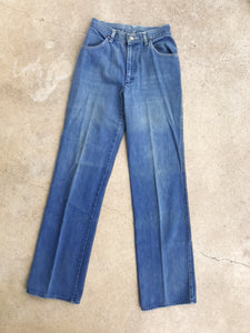 1970s LEE JEANS / 26 X 33