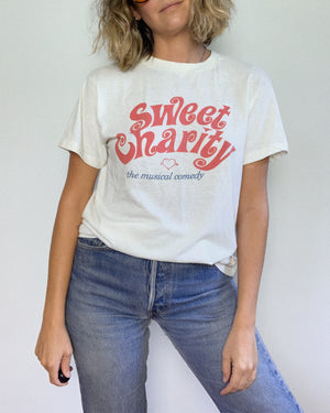 SWEET CHARITY TEE / MEDIUM
