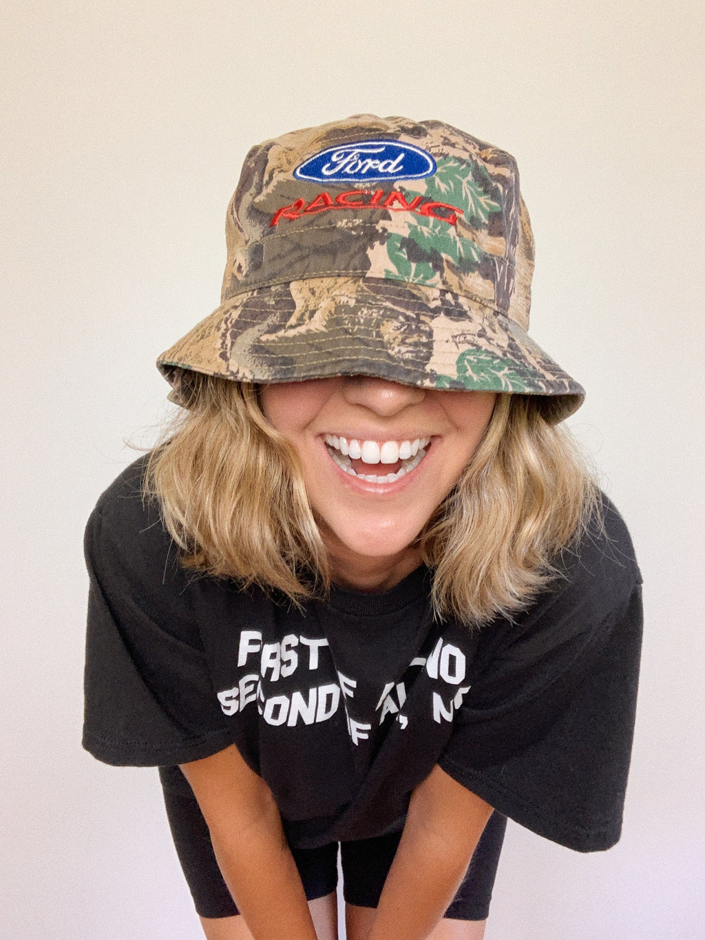 FORD RACING CAMO HAT / SMALL