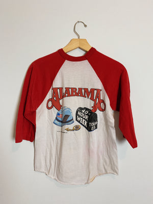 ALABAMA 1985 TEE / EXTRA SMALL
