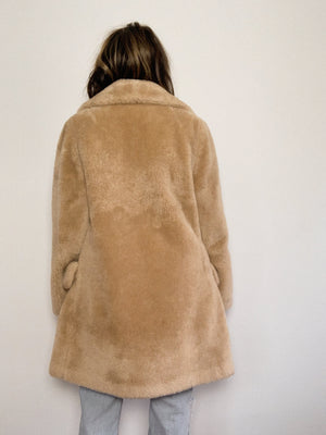 TEDDY BEAR COAT / LARGE