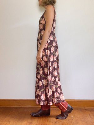 TULIP SUMMER DRESS / MEDIUM