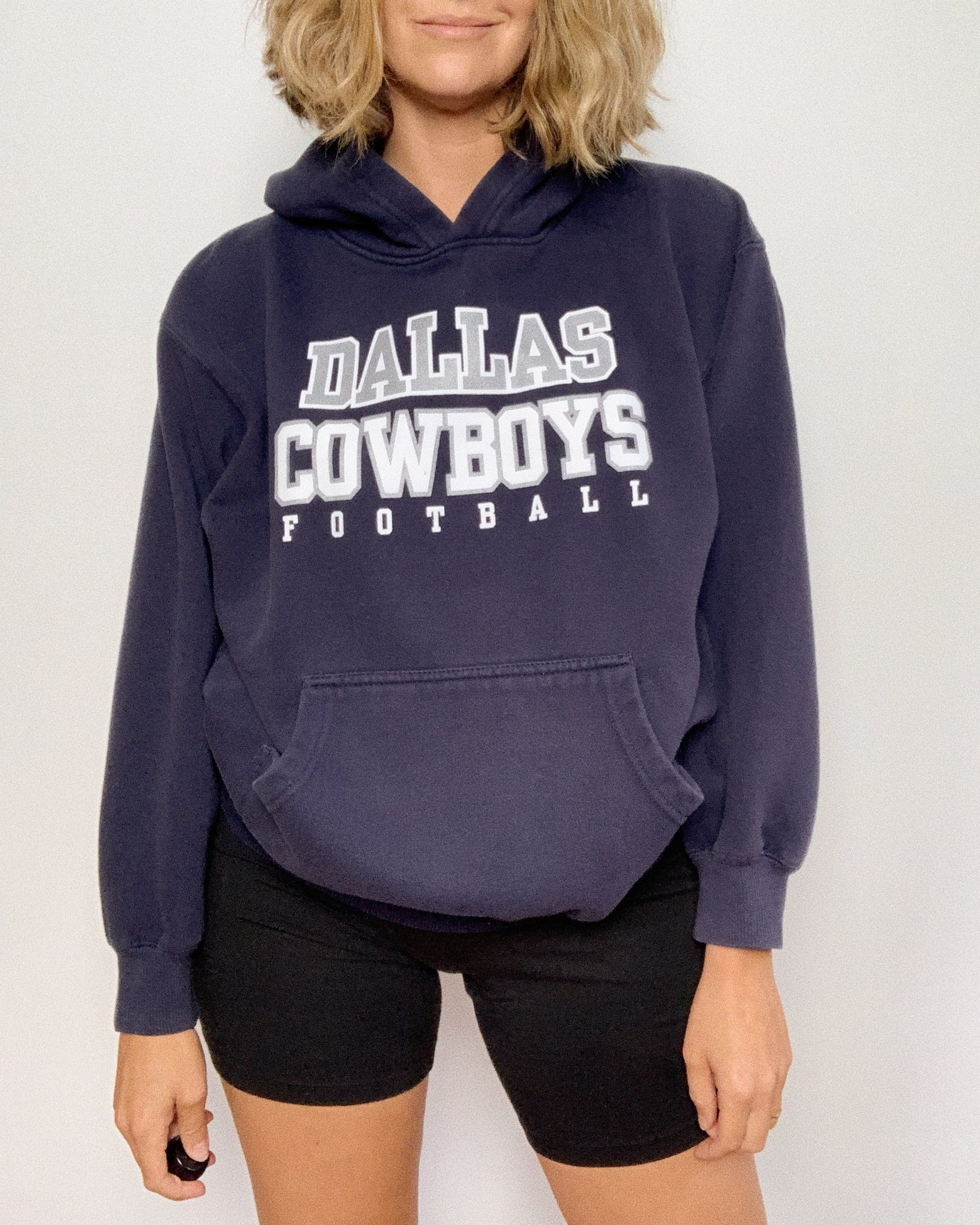GO DALLAS COWBOYS / SMALL