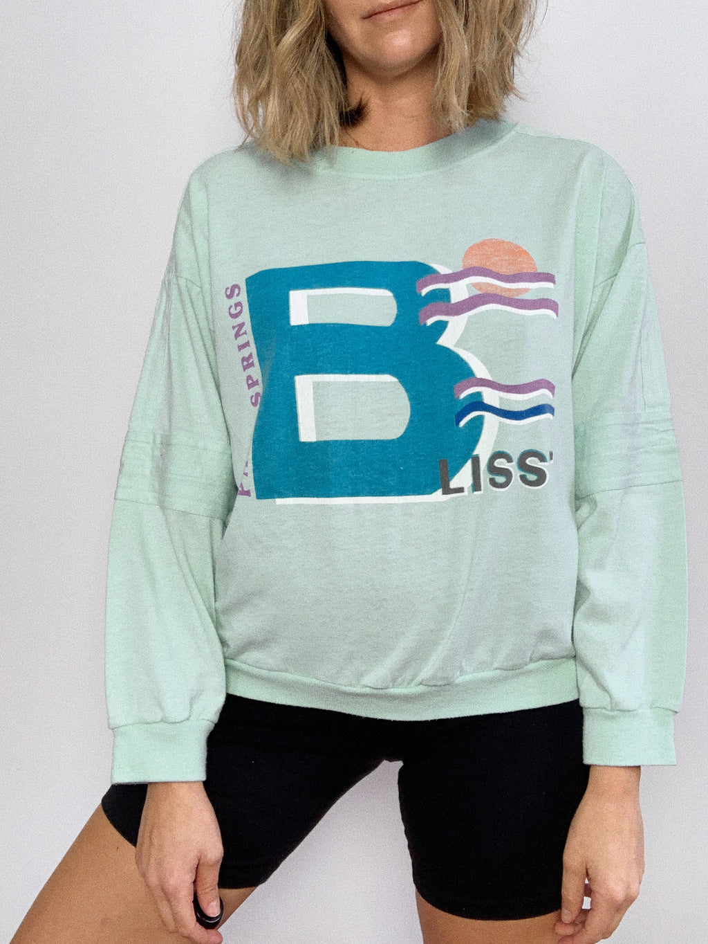 PALM SPRINGS BLISS TEE / SMALL