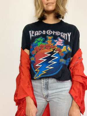 2017 DEAD & COMPANY TOUR TEE / SMALL
