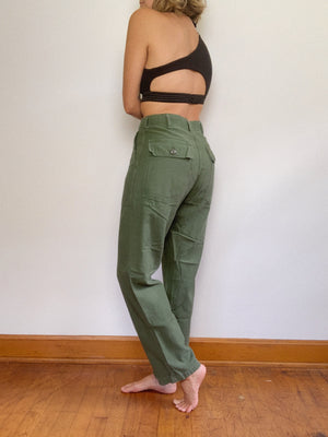 "ARMY PANT 4 / 28"" x 29"""