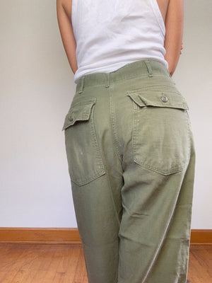 "ARMY PANT 5 / 30"" x 27"""