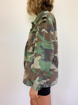 U.S. ARMY JACKET / MEDIUM