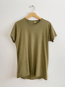 VINTAGE ARMY TEE / SMALL