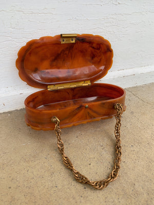 SHELL BUTTERSCOTCH BAG