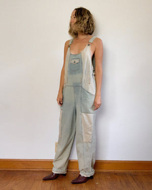 GOOD FELLOWS OVERALLS / LARGE