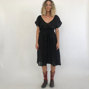 TULUM DRESS / ONE SIZE