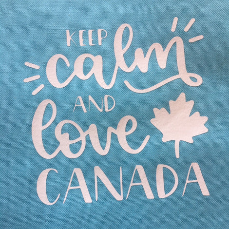 Take and Make Kits: Canada Day Shirt Designs