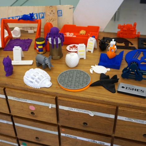 3D Printing Essentials (Ages 16+)  -- February 22, 2020, 10:00 - 11:00am