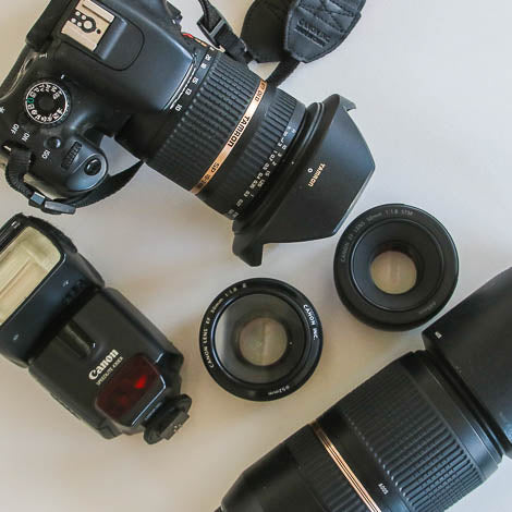 Intermediate Photography SLR (Film or Digital) (Ages 15+) -- February 26-March 26, 2018, 7:30-9:45pm