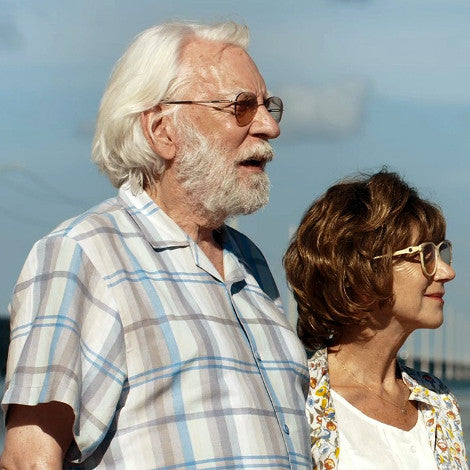 Cineseries - The Leisure Seeker -- March 22, 2018, 7:30pm