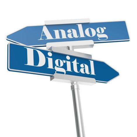 Analog to Digital: Photos and Videos (Ages 16+) -- June 18, 2019, 3:00-4:00pm