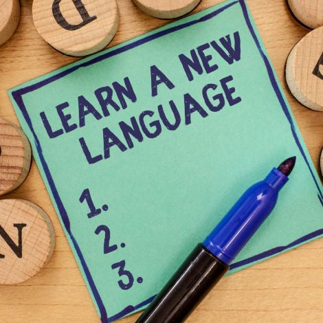 Language Quartet: Learn How to Pronounce Italian, Latin, German, and French (Ages 18+) -- October 3 - October 24, 2019, 6:45 - 8:00pm