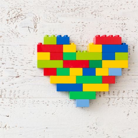 Using LEGO for Mental Wellness (Ages 13+) -- May 16, 2019, 6:30 - 7:30pm