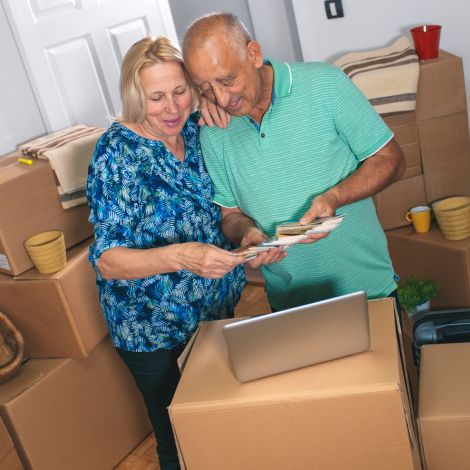 Transitioning and Downsizing (Ages 18+) -- April 9, 2019, 3:30 - 4:30pm