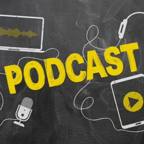 Audio for Podcasting (Ages 16+) -- November 13, 2019, 6:30 - 7:30pm