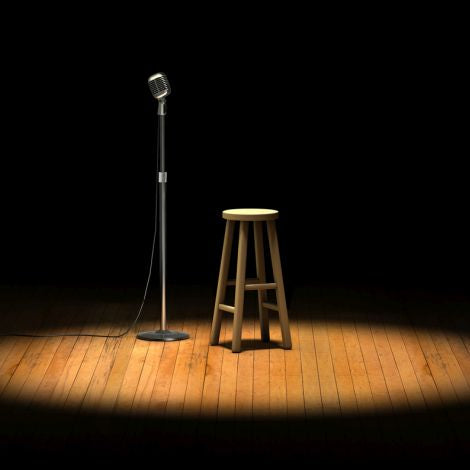 Open Mic Night (Ages 13+) -- June 4, 2019, 6:00 - 8:00pm