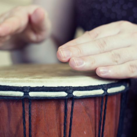 Teen Drumming Circle (Ages 12+) -- June 27, 2019, 2:00 - 3:00pm