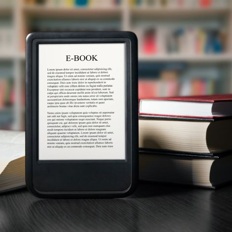 E-Books for Tablets (Ages 18+) -- April 9, 2019, 10:00-11:30am