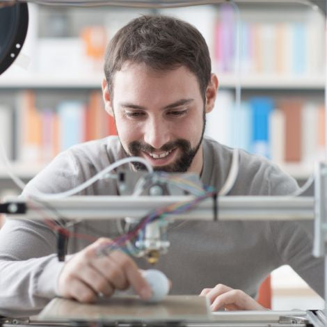 3D Modelling and 3D Printing for Hobbyists and Enthusiasts (Ages 18+) -- October 3, 10 and 17, 2018 6:30pm-8:00pm