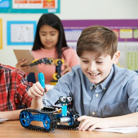 Learn Arduino with Stemotics (Ages 9-14) -- October 11-November 1, 2018, 6:30pm-7:30pm