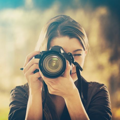Intermediate Photography SLR (Film or Digital) (Ages 15+)  -- February 24-March 23, 2020, 7:30 - 9:45pm