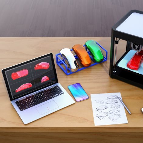 3D Modelling Powered Up with Fusion 360 (Ages 18+) -- March 6, 2019, 6:30 - 8:00pm